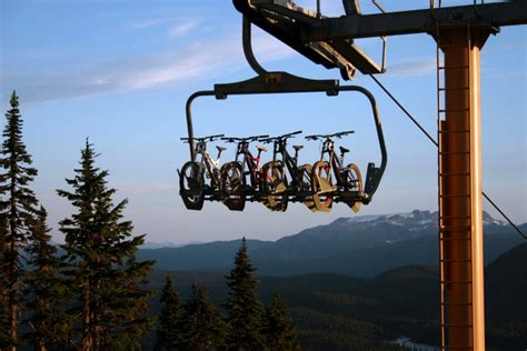 hitting the slopes in summer vancouver island resort