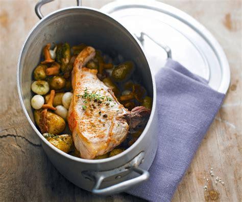 cuisiner cote de veau recette facile côte de veau aux girolles