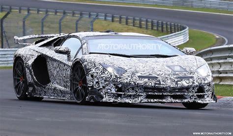 2020 Lamborghini Svj by 2020 Lamborghini Aventador Svj And