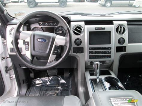 ford  limited supercrew  dashboard