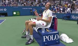 Daniil Medvedev makes Rafael Nadal complaint to umpire ...