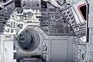Apollo command module - 1:12 - Page 41 - PaperModelers.com ...