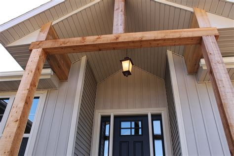 Dressing Up The Exterior With Gable Details