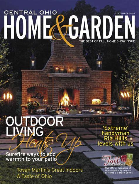 central ohio home garden september 2009 by the columbus