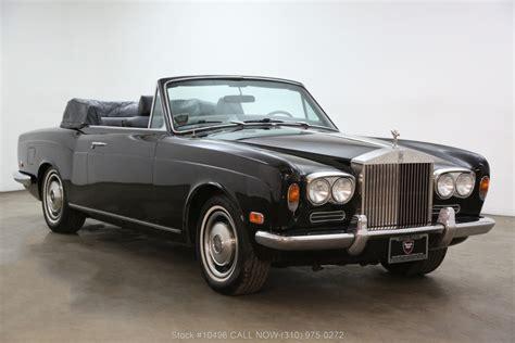 Rolls Royce Corniche Convertible by 1971 Rolls Royce Corniche Convertible Beverly Car Club