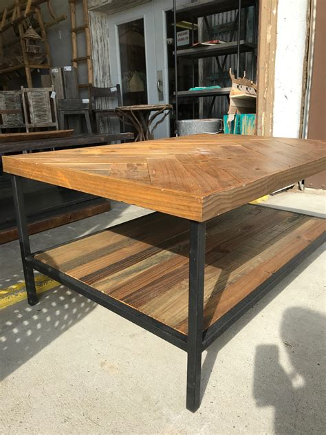 Our custom coffee tables can be customised to suite your design. CUSTOM CHEVRON COFFEE TABLE - Rustic Rarehouse
