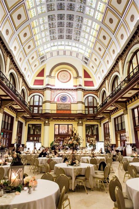 union station hotel weddings  prices  wedding