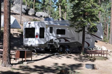 beautiful camping spots  lake tahoe
