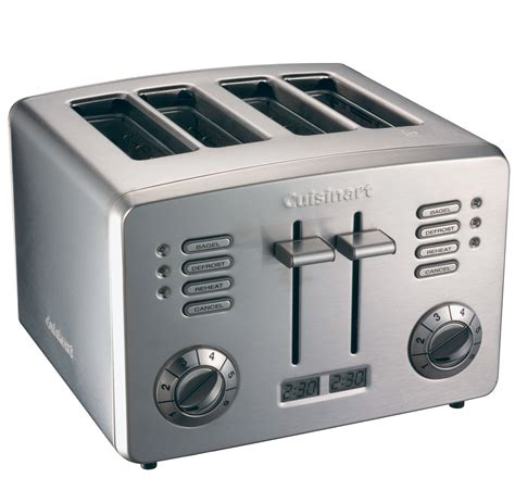Cuisinart Toaster by Conair Cuisinart Cpt190 Stainless Steel Toaster Review