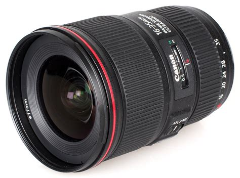 and lens reviews canon ef 16 35mm f 4 l is usm lens review