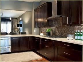 galley kitchen renovation ideas espresso kitchen cabinets home design ideas