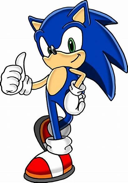 Sonic Hedgehog Transparent