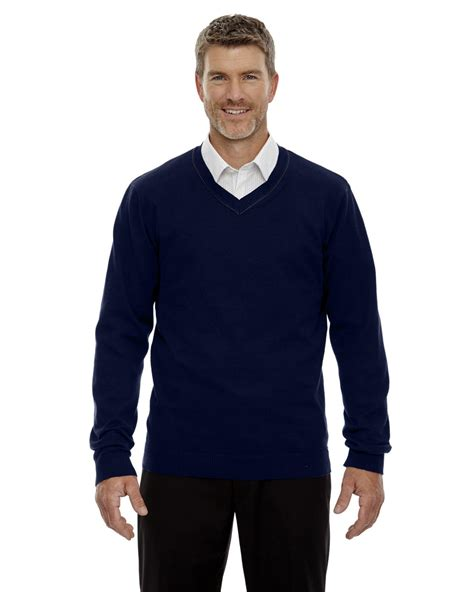 mens v neck sweater end 81010 blankstyle com