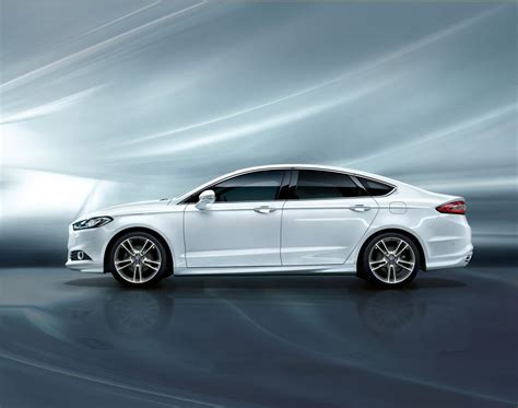 Ford Mondeo  Ford Brings Light Updates To Mondeo Range
