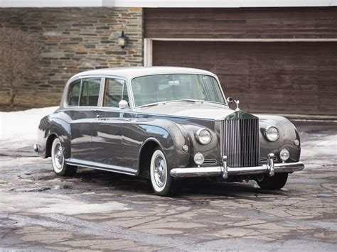 Rolls Royce Limousine by Rm Sotheby S 1962 Rolls Royce Phantom V Limousine By