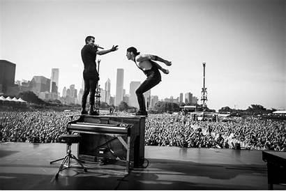 Twenty Pilots Concert Lollapalooza Flip Blurryface Josh
