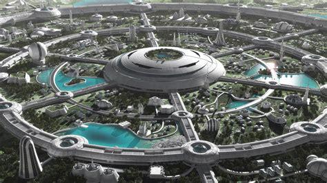 Sci-Fi Art Futuristic Cities