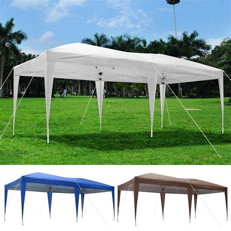 outdoor ez pop  canopy party wedding party tent pavilion cater event ebay