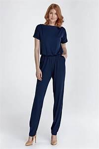 Combinaison Pantalon Femme Habillée : cette combinaison met en valeur votre silhouette avec un ~ Carolinahurricanesstore.com Idées de Décoration