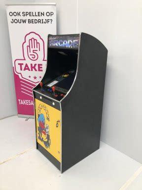 ref  dehands arcade pac man met  spellen