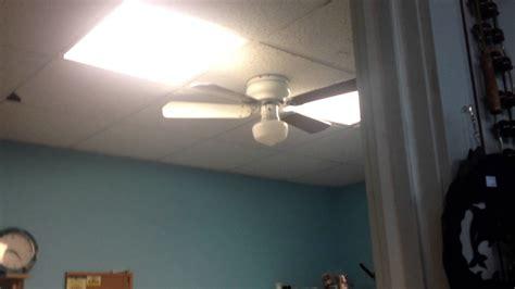 3rd hton bay littleton ceiling fan at thrift shop