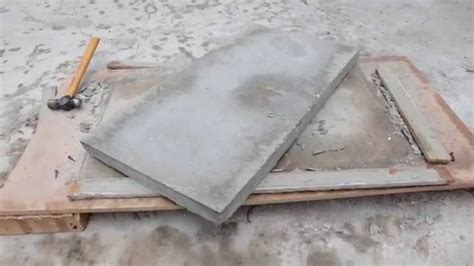 how to make a concrete table top concrete table top molds matt and jentry home design