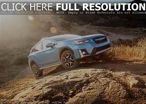 2020 Subaru Crosstrek Rumors  Price And Release Date