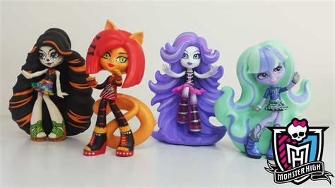 monster high vinyl figures wave  toralei twyla