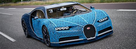 42083 bugatti chiron was unveiled at a special event at the lego house yesterday as you will have seen if you follow us on twitter or facebook. LEGO built a life-size Technic bugatti chiron model