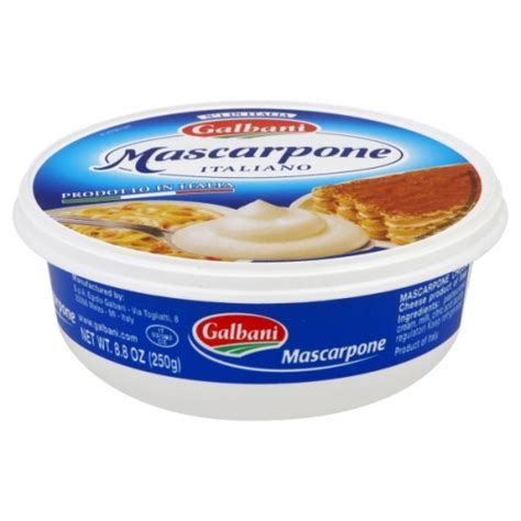 mascarpone cheese mascarpone cheese product wegmans