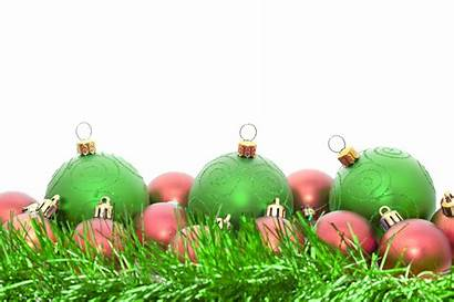 Christmas Pink Wallpapers Toys Baubles Background Tinsel