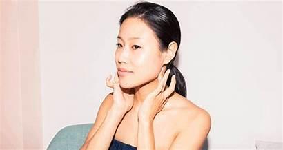 Massage Face Korean Alicia Trick Aging Peach