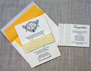 letterpress chevron wedding invitation scotti cline designs With chevron letterpress wedding invitations