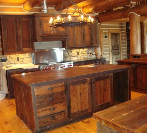 diy rustic kitchen cabinets witching log homes rustic kitchen cabinets as as 6888