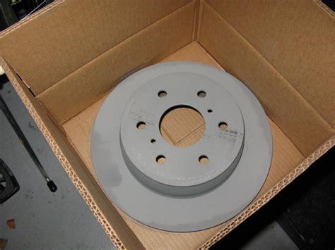 rotors coating gm oem gray chevrolet