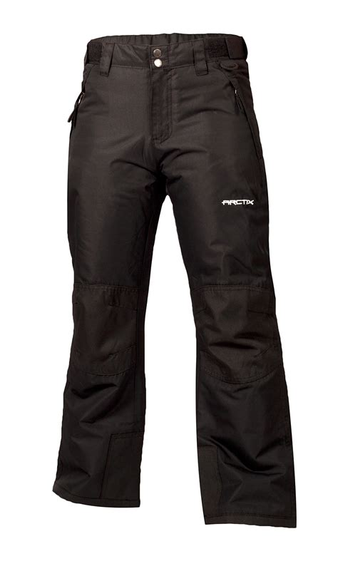 Galleon - Arctix Youth Snow Pants With Reinforced Knees