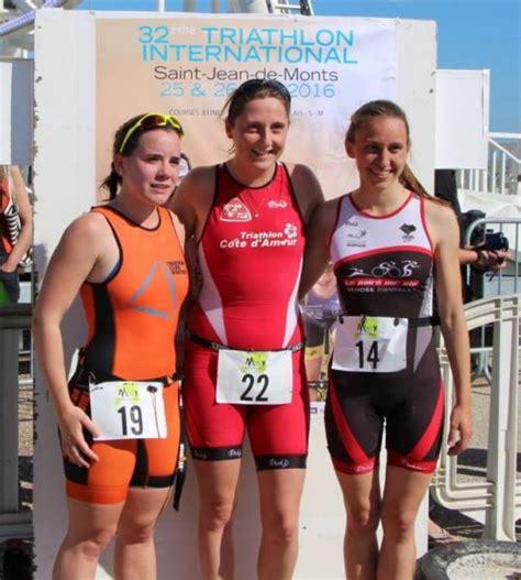 triathlon club nantais triathlon de st jean de monts