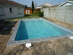 Piscine Avec Terrasse Bois : piscine avec terrasse en bois 1 piscine everblue 8x4 pr232s de bordeaux piscines estein design ~ Nature-et-papiers.com Idées de Décoration