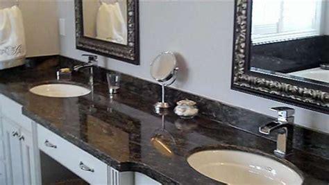 granite countertop installation process