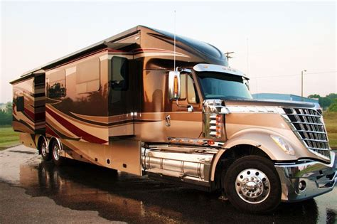 184 best big rigs customs and rvs on rigs semi trucks and motor homes