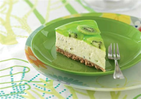 retro kiwifruit cheesecake recipe easy countdown recipes