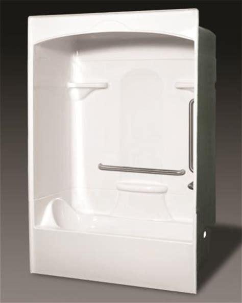 one tub shower unit oasis
