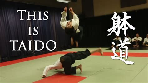 This Is Taido - YouTube