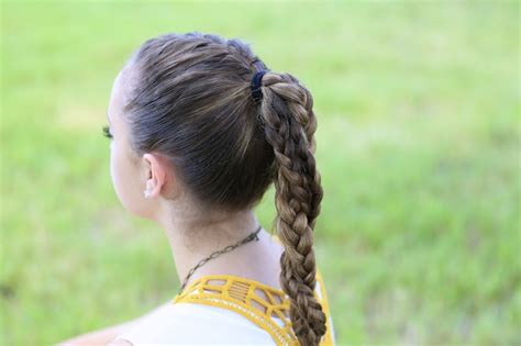 Hairstyles For Sports