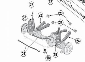 Front Stabilizer    Roll Bar Cushion  Tj   52088378