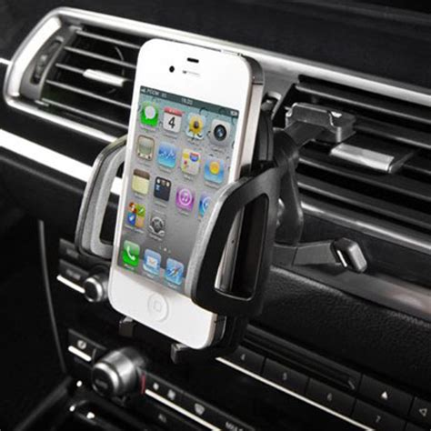 iphone holder for car capdase car air vent holder for iphone 4s 4