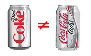 diet coke does not coca cola light ben in - Kitchen Faucet Not Working