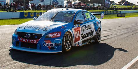 volvo wont feature   australian supercar