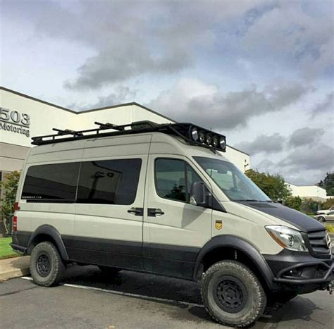 The mercedes sprinter lineup has been known for its capability as excellent commercial vehicles. 10 Best 4×4 Mercedes Sprinter Hacks, Remodel and Conversion Ideas | Sprinter camper, Sprinter ...
