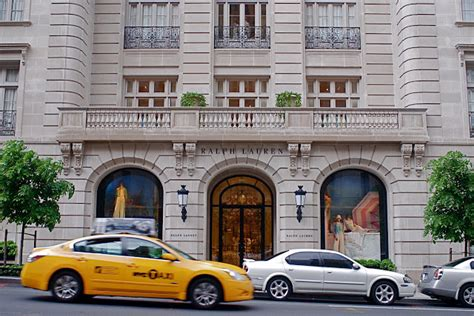 This table new lists for over $5000. NYC ♥ NYC: Ralph Lauren Flagship Store: Palatial Homes Turned Retail Palaces on the Upper East Side